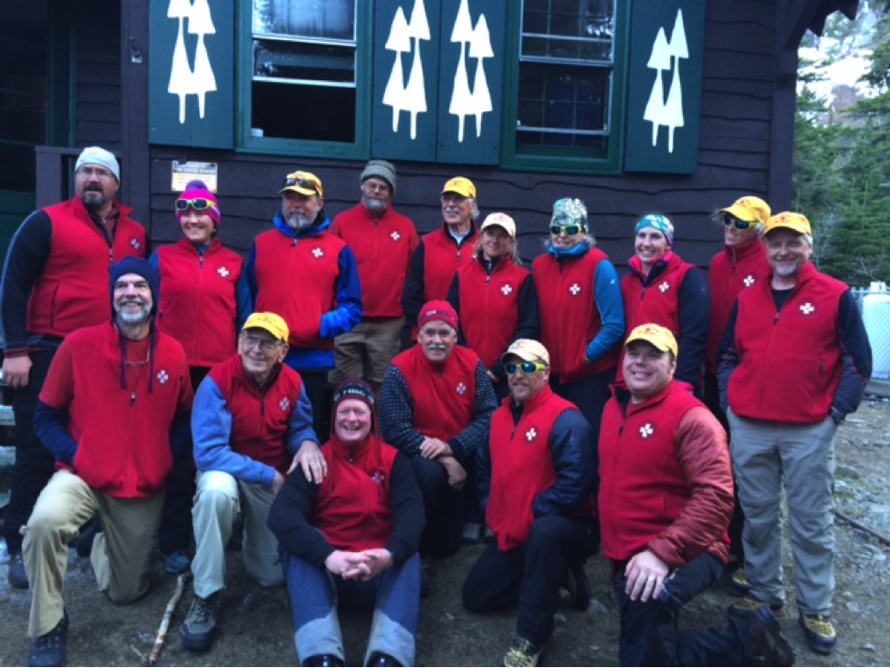 Mount Washington Volunteer Ski Patrol